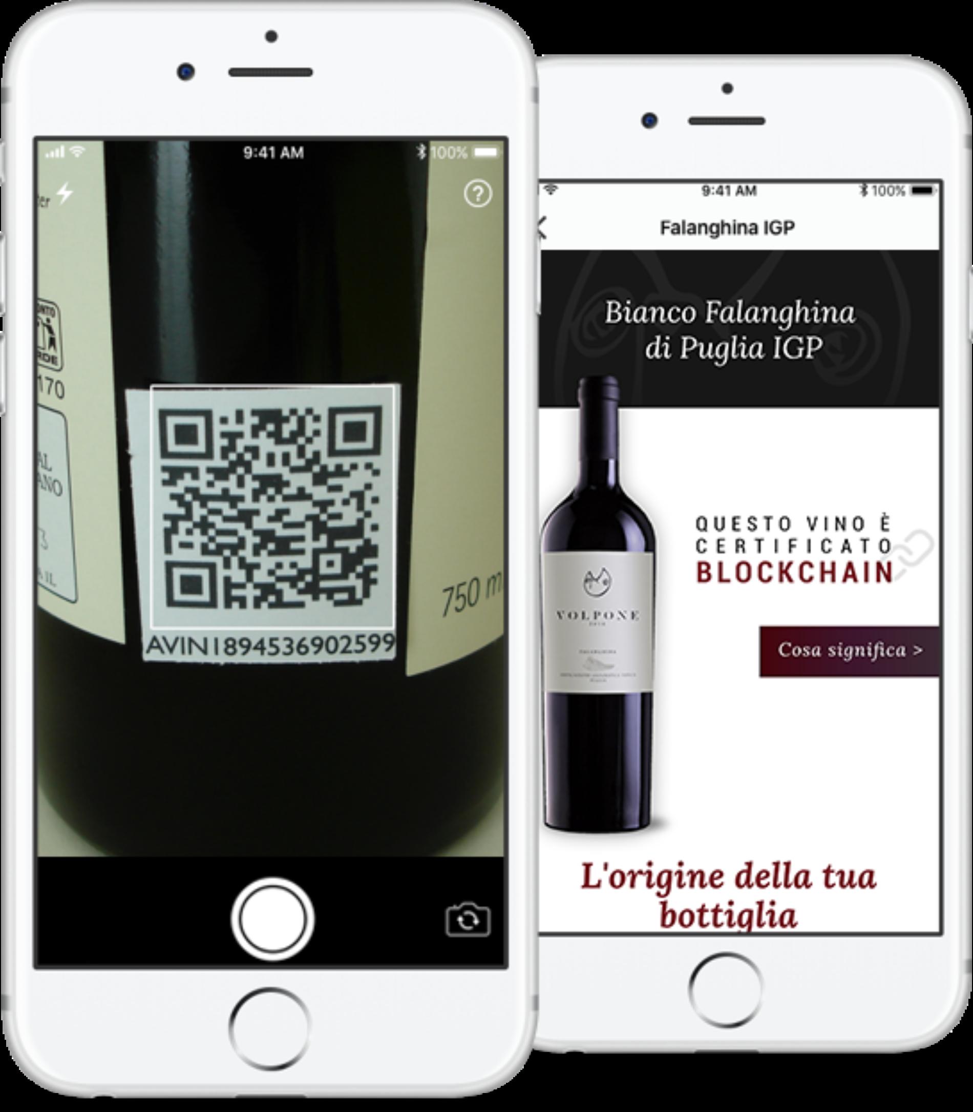 Wine Blockchain