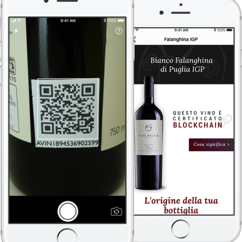 Wine Blockchain